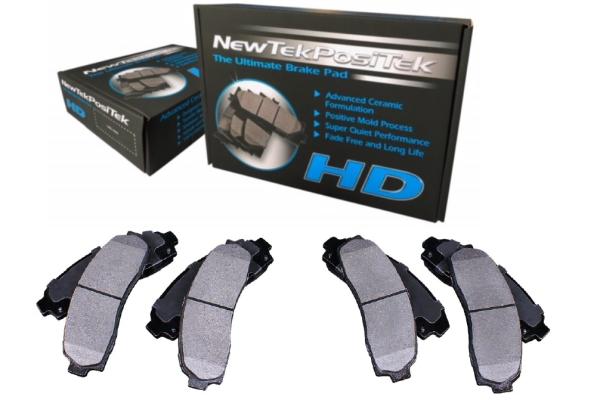 NewTek Cermaic HD Brake