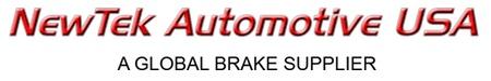 Newtek Automotive Distribution NR451 Rear New Brake Shoes